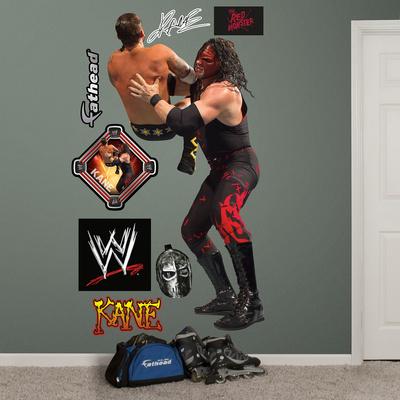 Kane Chokeslam Wall Decal