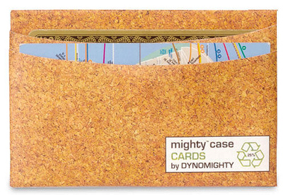 Cork Mighty Case Cards Portemonnee