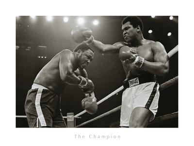 The Champion Prints by  The Chelsea Collection