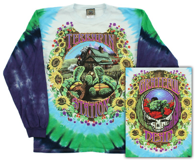 Long Sleeve: Grateful Dead - Terrapin Station Long Sleeves