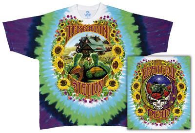 Grateful Dead - Terrapin Station T-shirts