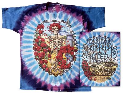 Grateful Dead - 30th Anniversary T-shirts