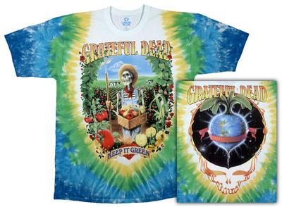 Grateful Dead - Let It Grow Shirts