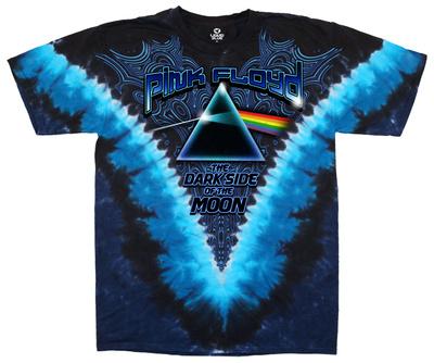 Pink Floyd - Dark Side Of The Moon V-Dye T-shirts