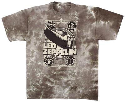 Led Zeppelin - Zeppelin Poster T-Shirt