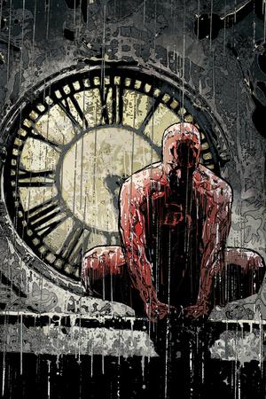 Daredevil No.62 Cover: Daredevil Prints by Alex Maleev