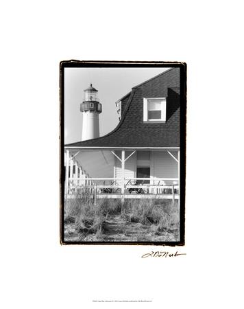 Cape May Afternoon II Premium Giclee Print by Laura Denardo