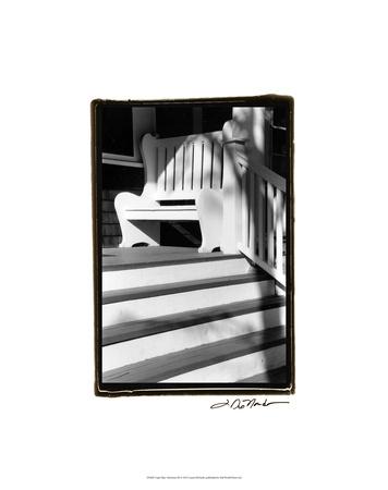Cape May Afternoon III Premium Giclee Print by Laura Denardo