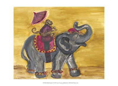 Delhi Parade I Prints by Lisa Choate