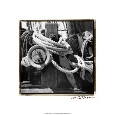 Ship Shape II Premium Giclee Print by Laura Denardo