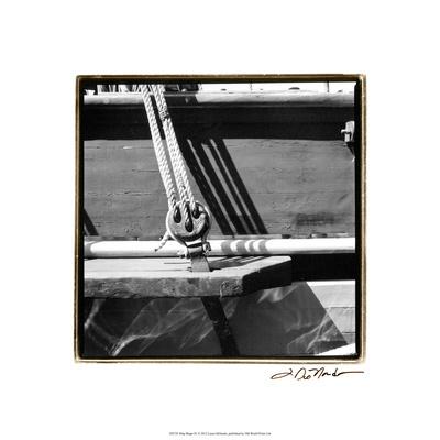 Ship Shape IV Premium Giclee Print by Laura Denardo