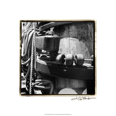 Ship Shape III Premium Giclee Print by Laura Denardo