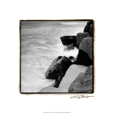 Incoming Tide IV Premium Giclee Print by Laura Denardo