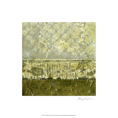 Earthen Textures IV Limited Edition by Beverly Crawford