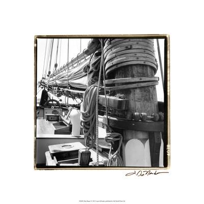 Ship Shape I Premium Giclee Print by Laura Denardo