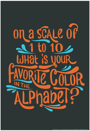 Favorite Color Photo by  Snorg Tees