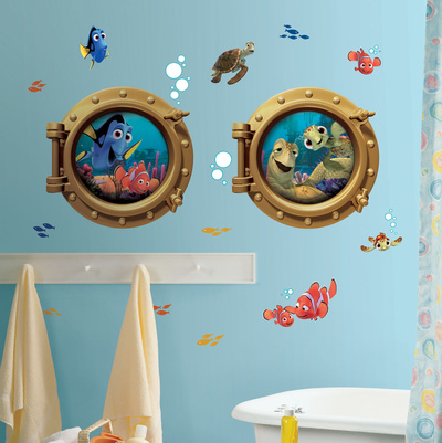 Finding Nemo Peel & Stick Giant Wall Decals Wallstickers