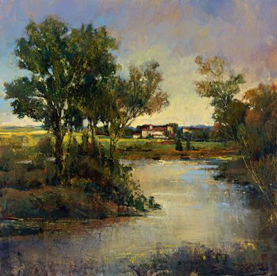 River's Retreat Giclee Print by  Patrick