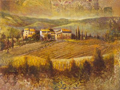 Chianti Land I Giclee Print by  Patrick