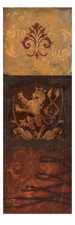 Regal Panel II Prints by Avery Tillmon