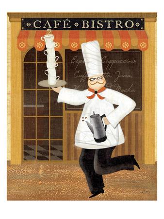 Chef's Specialties III Art by Veronique Charron