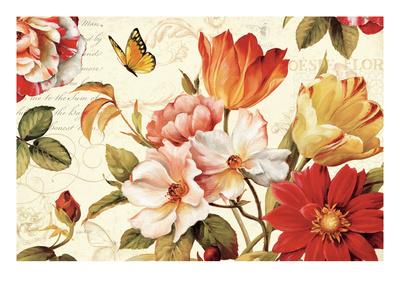 Poesie Florale III Posters by Lisa Audit