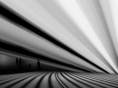 Stripes Photographic Print by Josh Adamski
