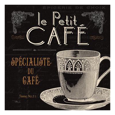 Flavors of France II Print by  Pela