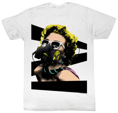 Marilyn Monroe - Just Breathe Shirts