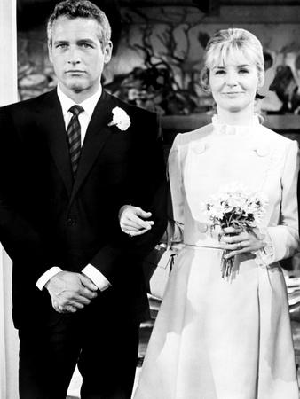 Winning, Paul Newman, Joanne Woodward, 1969 Photo