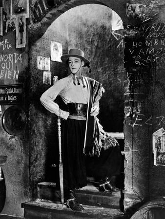 The Four Horsemen of the Apocalypse, Rudolph Valentino, 1921 Photo