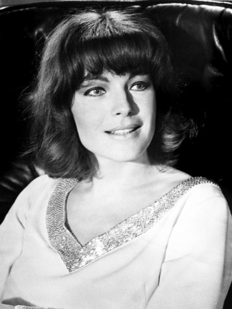 Otley, Romy Schneider, 1968 Photo