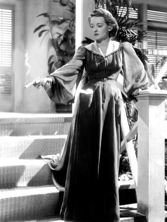 The Letter, Bette Davis, 1940 Photo