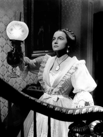 The Heiress, Olivia De Havilland, 1949 Photo