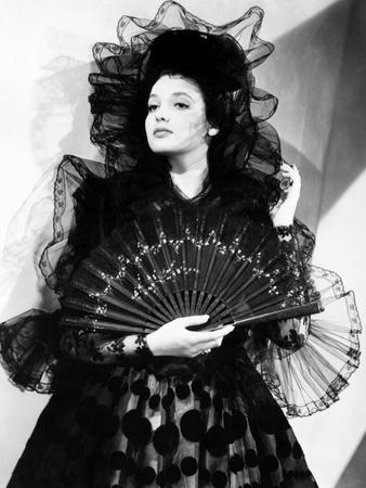 The Mark of Zorro, Linda Darnell, 1940 Photo