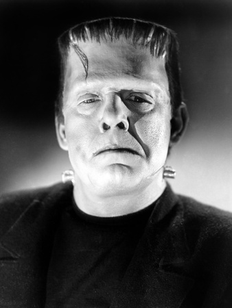 The Ghost of Frankenstein, Lon Chaney Jr., 1942 Photo