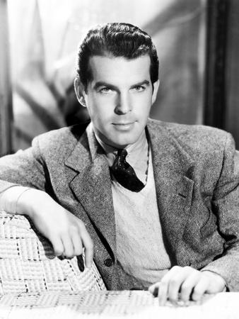 Fred MacMurray, 1936 Photo