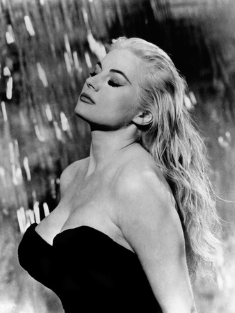 La Dolce Vita, Anita Ekberg, 1960 Photo