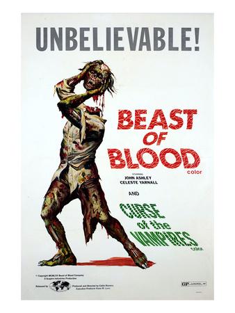 Beast of Blood, 1971 / Curse of the Vampires (AKA Ibulong Mo Sa Hangin), 1966 Photo