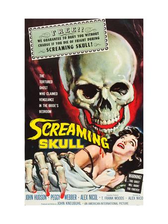 The Screaming Skull, 1958 Photo