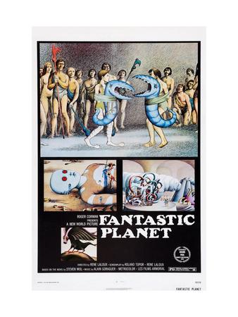Fantastic Planet, 1973 Photo