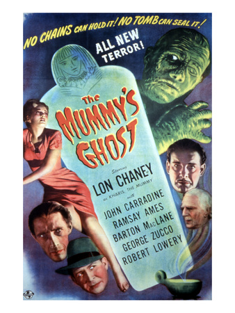 The Mummy's Ghost, Lon Chaney Jr., 1944 Photo