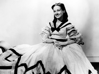 Gone with the Wind, Evelyn Keyes, 1939 Photo