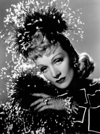 Seven Sinners, Marlene Dietrich, 1940 Photo