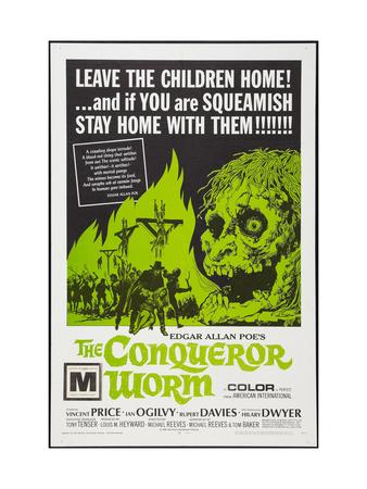 The Conqueror Worm, (aka Witchfinder General), 1968 Photo