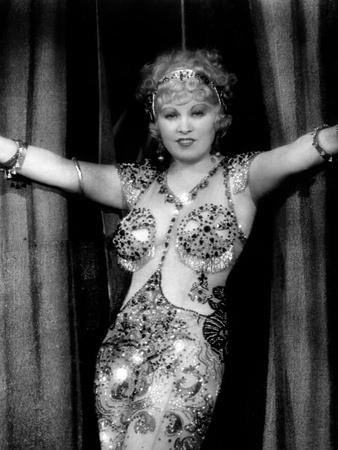 I'M No Angel, Mae West, 1933 Photo
