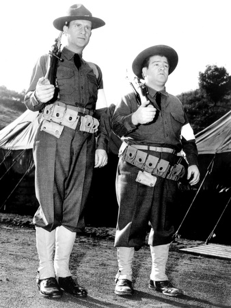 Buck Privates, Bud Abbott, Lou Costello [Abbott and Costello], 1941 Photo