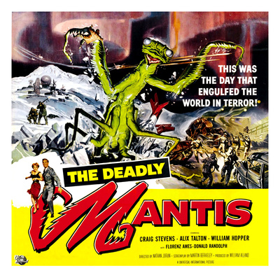 The Deadly Mantis, 1957 Photo