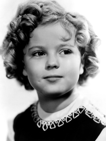Poor Little Rich Girl, Shirley Temple, 1936 Photo