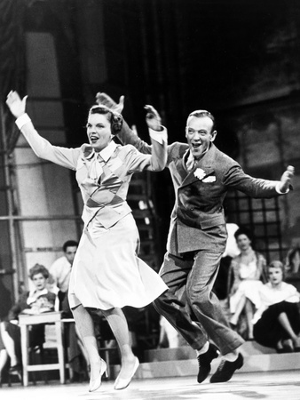 Easter Parade, Judy Garland, Fred Astaire, 1948 Photo